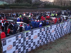 Cars coming in for Service at Monte-Carlo Rally (5)