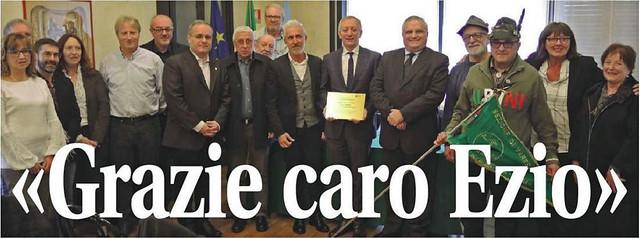 Il Gruppo di Rappresentanza legatari dell'eredità.