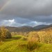 Rainbow over Little Langdale