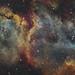 The Soul Nebula by www.moonrocksastro.com