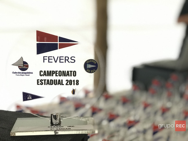 ENTREGA DE PRÊMIOS FEVERS 2018
