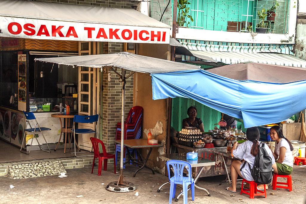 OSAKA TAKOICHI in District 11--Saigon