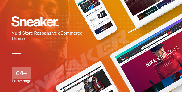 Sneaker v1.0 - Shoes Responsive Magento Theme