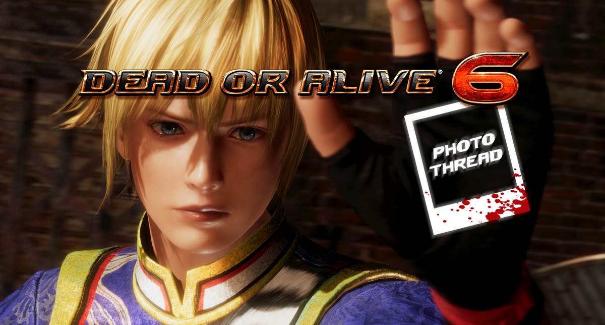 Dead or Alive 6 Photography Thread   ResetEra