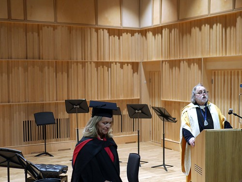Brian Ferneyhough Doctorate - 1