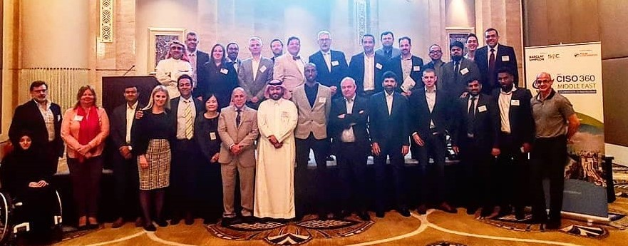 2nd CISO 360 Middle East