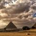 complejo funerario de Giza by jariviri
