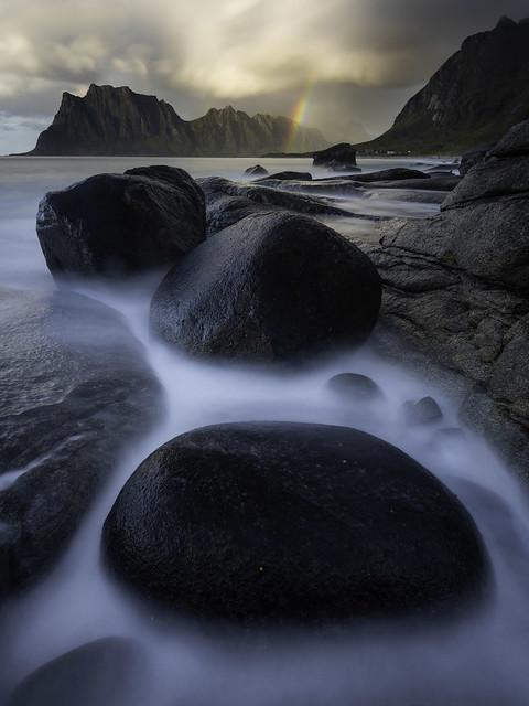 Rainbow, Nikon D810, AF-S Nikkor 16-35mm f/4G ED VR