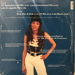 TENE WILLIAMS:GIVE HIM A LOVE HE CAN FEEL(JACKET B)