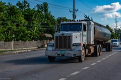 Truck Spotting Runaway Bay Jamaica.