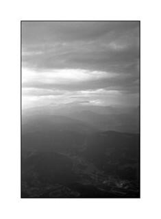 2018 - Somewhere over Slovenia