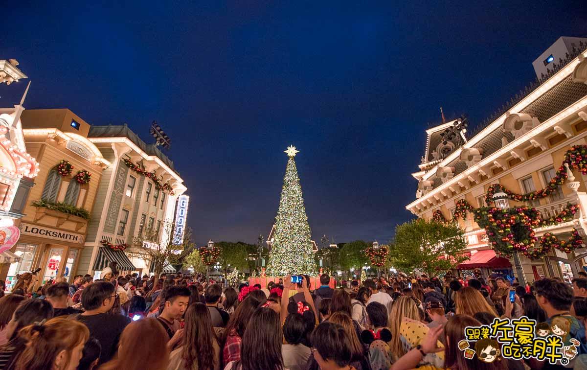 2019香港迪士尼樂園(聖誕節特別活動)-192