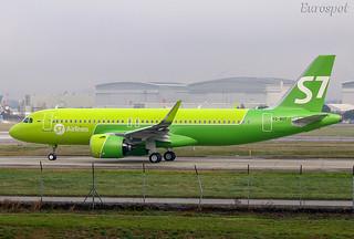 VQ-BGT Airbus A320 Neo S7