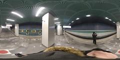 Metro Belomorskaya opening day 360