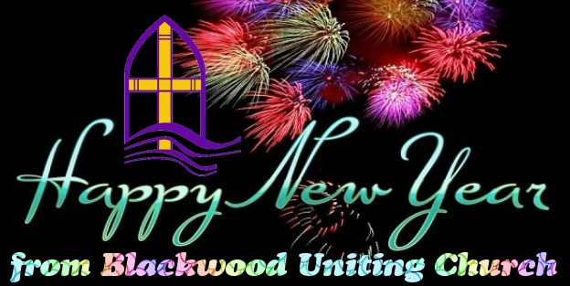 Happy New Year 2019 from Blackwood Uniting Church