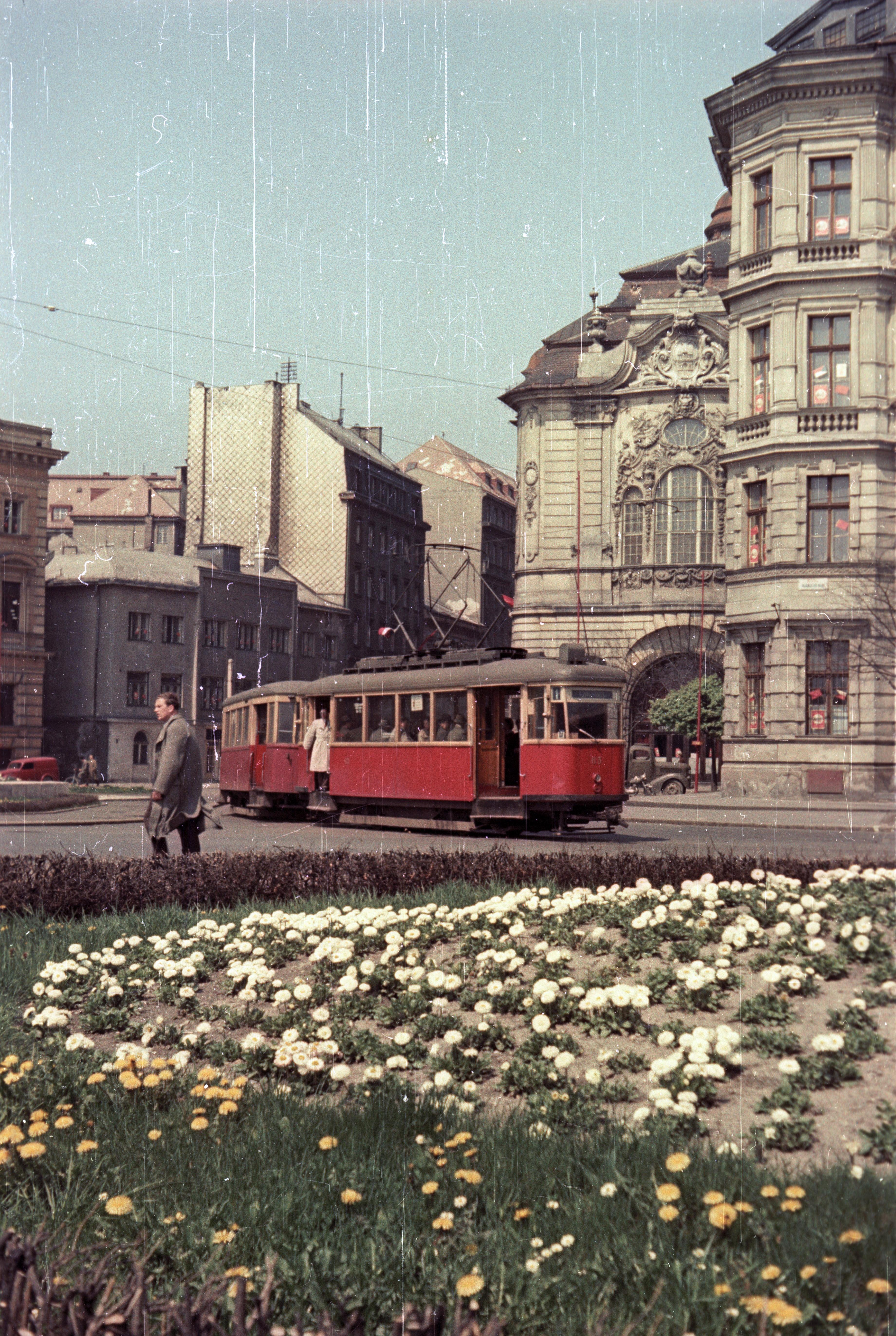 Братислава.  Площадь Жудовита Штура