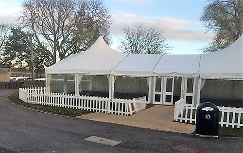 External Marquee Structures