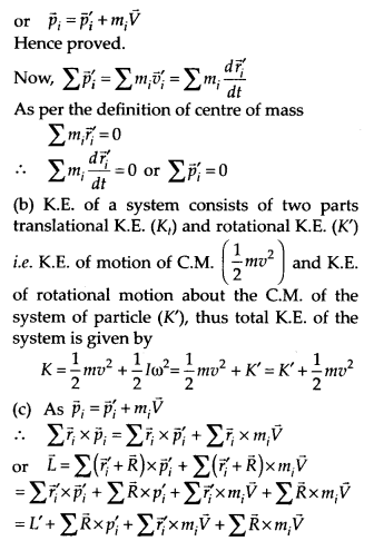 NCERT Solutions for Class 11 Physics Chapter 7 System of particles and Rotational Motion 45