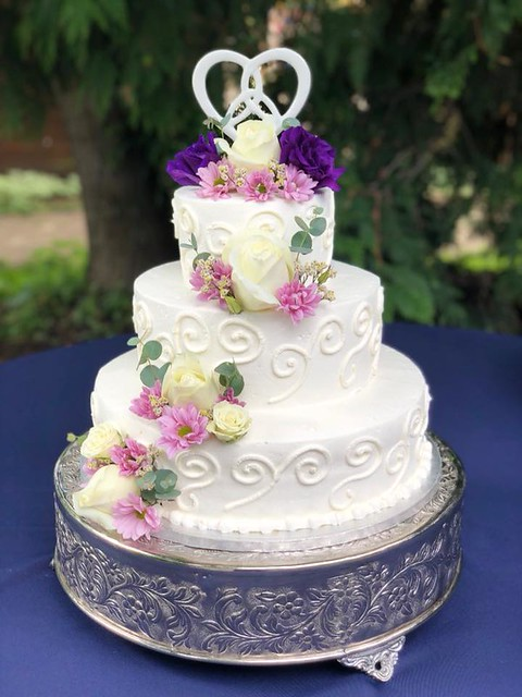 Wedding Cake by Christie's Cakes