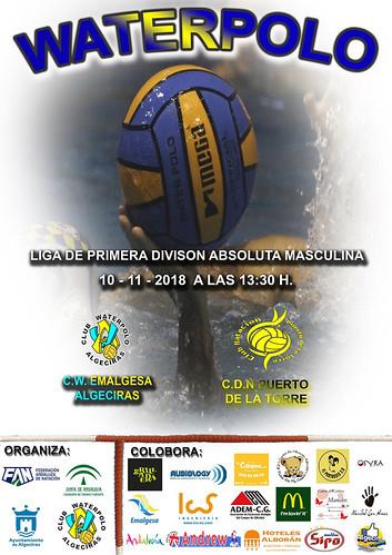 3ª Jornada liga 1ª División Andaluza y Campeonato Infantil