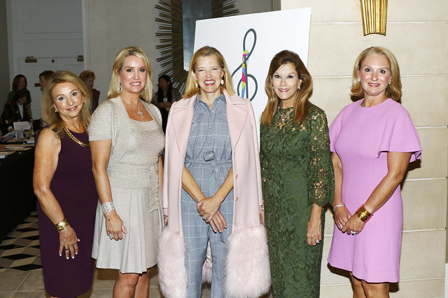 Dallas Symphony Orchestra League's Fashion Notes Luncheon and Style Show Honors Lela Rose