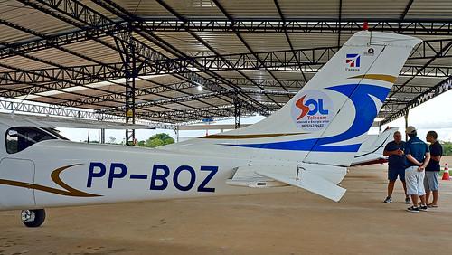 CESSNA AIRCRAFT - 182F
