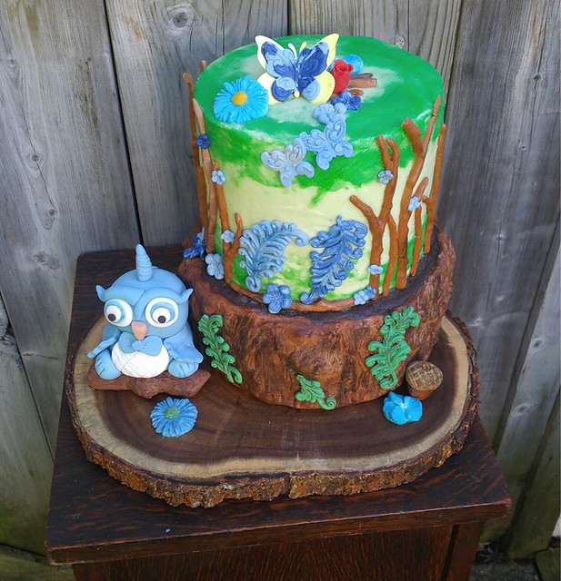 Cake by Clarky's Cakes