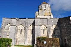 Eglise Saint Pierre, Cozes, Saintonge, Charente-Maritime, Nouvelle-Aquitaine. - Photo of Grézac