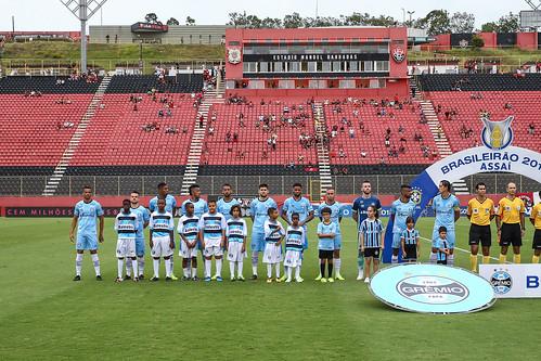 Vitória x Grêmio 25/11/18