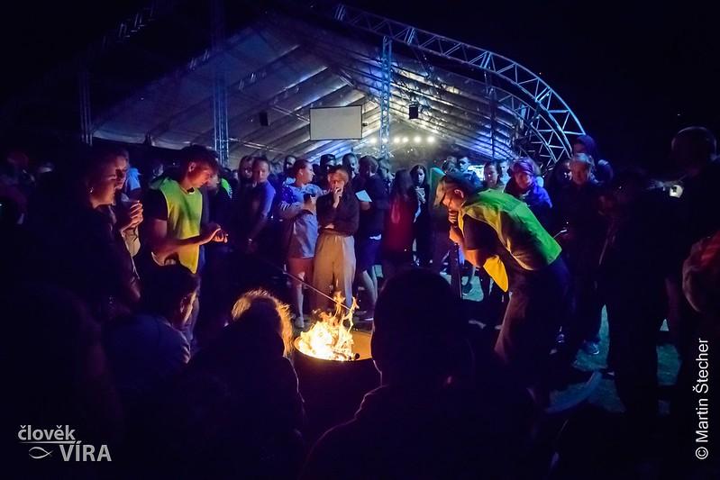 Campfest 2018 - Sobota večer