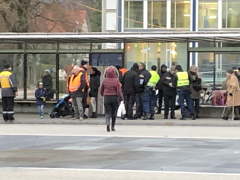 Bus stop Amthausplatz