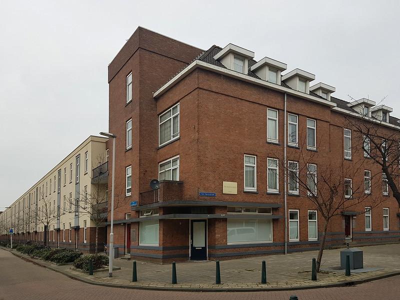 Spangen JJP Oud Langendijk