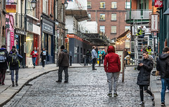 RANDOM IMAGES OF TEMPLE BAR IN DUBLIN [THE LEAD UP TO CHRISTMAS 2018]-146032
