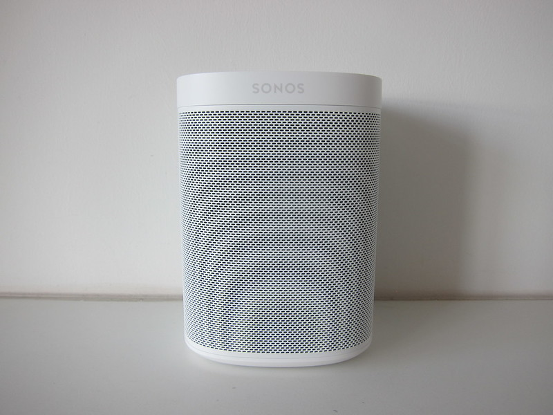 Sonos One (White) - Front