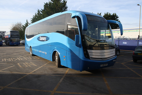 Go South Coast (Damory) 7805 FJ60EHF