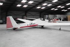 F-CHSC Scheibe SF-25 Super Falke Motor glider