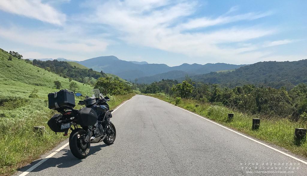 Kudremukh, Karnataka.
