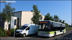 Setra S 416 UL - CTA (Compagnie des Transports de l'Atlantique) (STAO PL, Société des Transports par Autocars de l'Ouest – Pays de la Loire) (Transdev) / Lila (Lignes Intérieures de Loire-Atlantique) n°24286