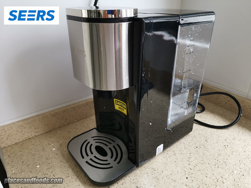 Seers 3 Seconds Instant Hot Water Dispenser