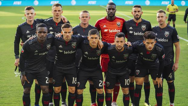 Your D.C. United roster