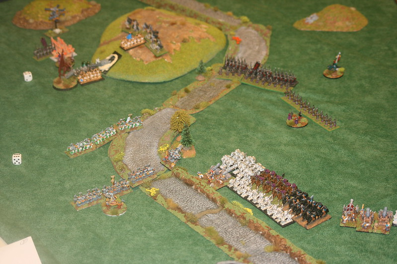 [1805 - Elfes Noirs vs Nains] Assaut sur Karak-Gramutt 46109104275_32a71d6508_c