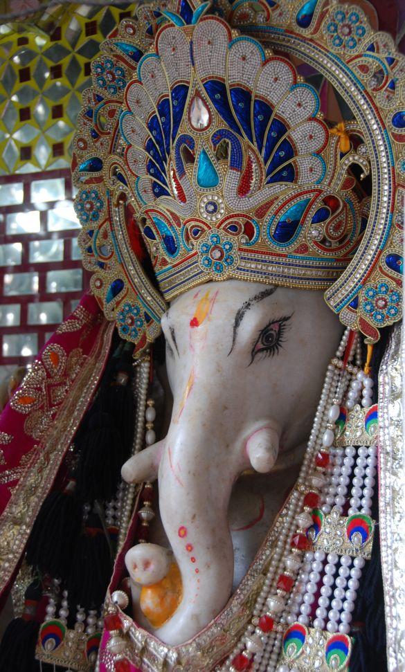 DSC_9967IndiaAmritsarShreeDurgianaTempleGanesha