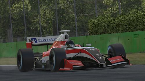 Formula Renault 3.5 iRacing 1