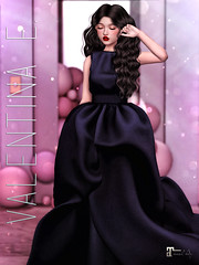 NEW! Valentina E. Belle Gown @ FaMESHed