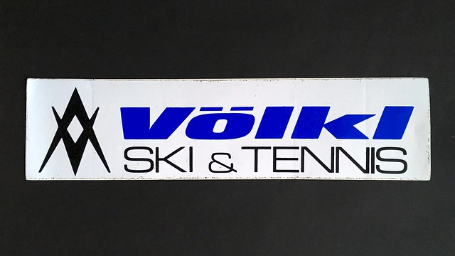 Photo:Völkl SKI & TENNIS By frankrolf