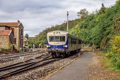 10 octobre 2009 x 4651 Train 890162 Lyon -> L'Arbresle L'Arbresle (69) - Photo of Châtillon