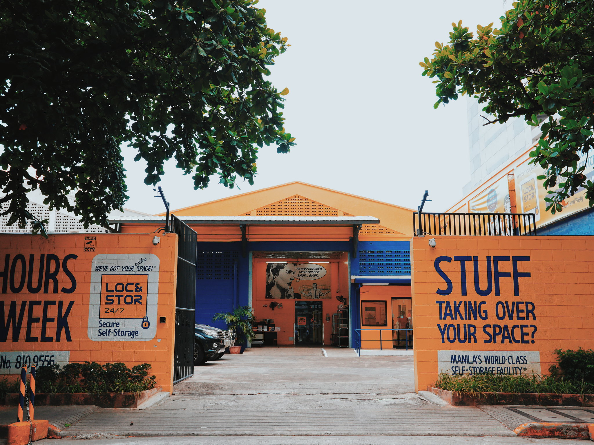 Loc&Stor 24/7: Storage Space for Rent in the Philippines
