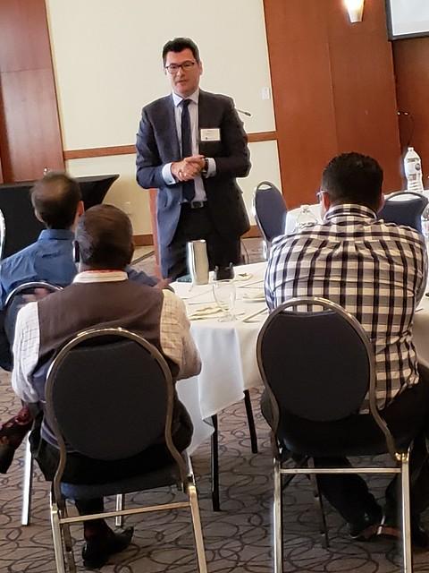 International Speaker's Bureau CE Courses - September 21, 2018