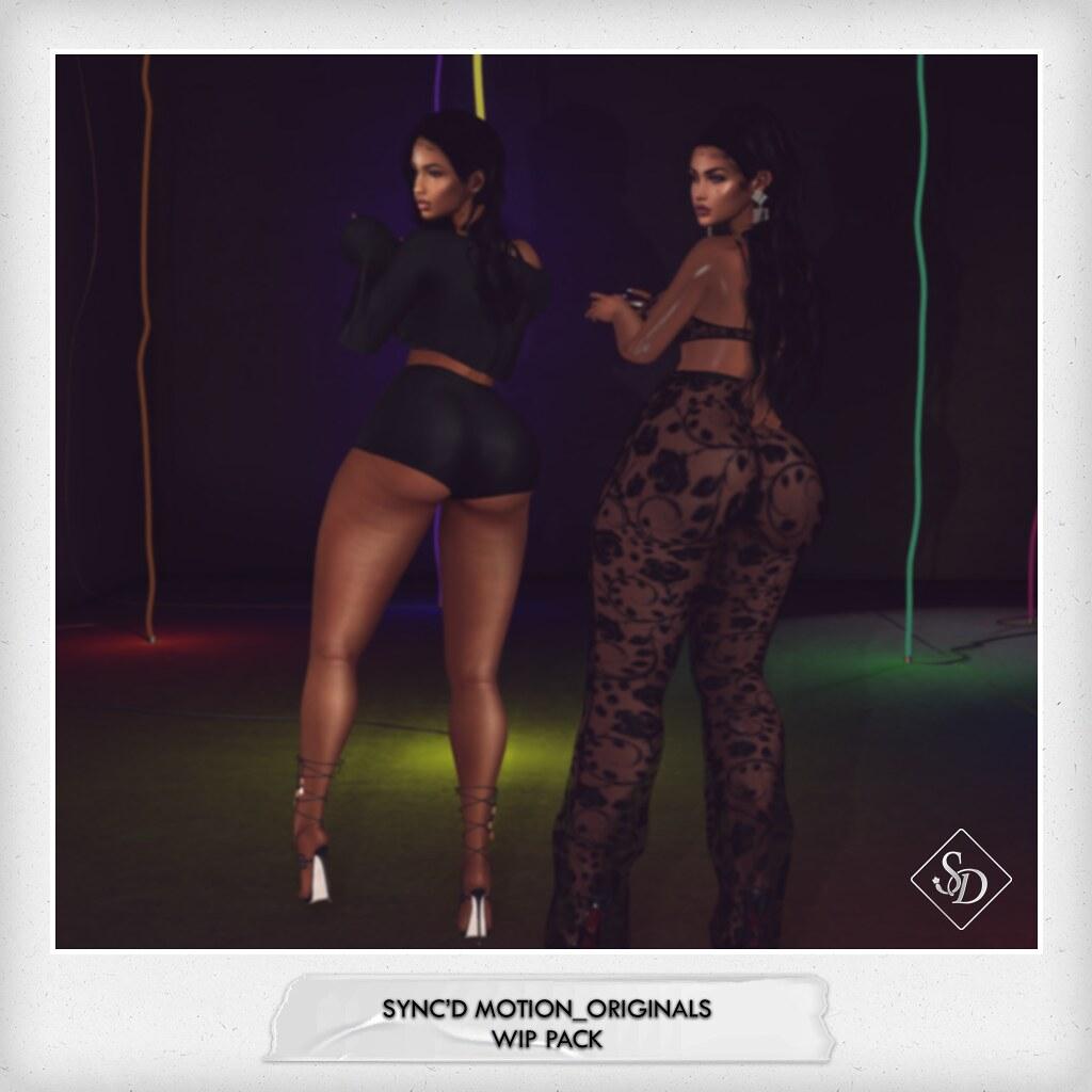 Sync'D Motion__Originals - Wip Pack