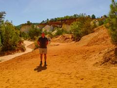 Colorado de Rustrel - Photo of Rustrel